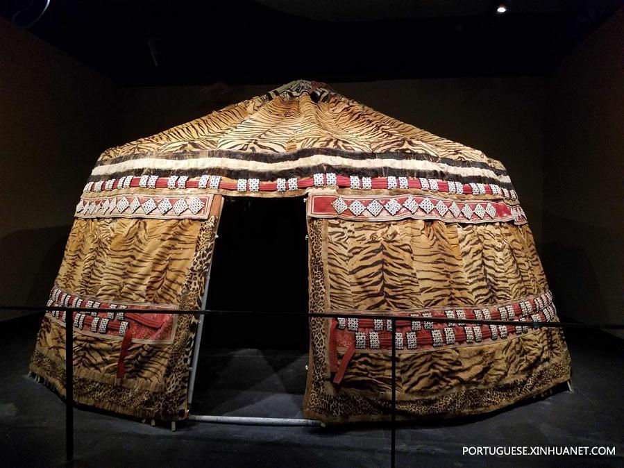 (图文互动)(1)四川甘孜州民族博物馆对外开放 上千件珍贵文物揭开神秘面纱