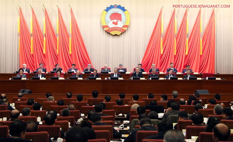 CHINA-BEIJING-YU ZHENGSHENG-CPPCC-MEETING (CN)