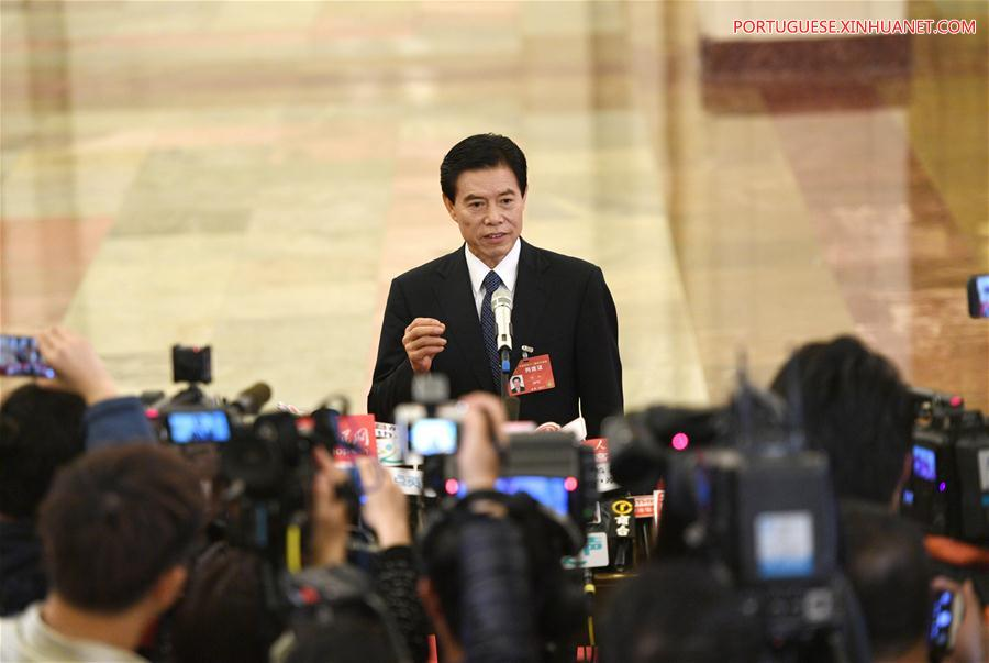 (TWO SESSIONS)CHINA-BEIJING-CPPCC-INTERVIEW (CN)