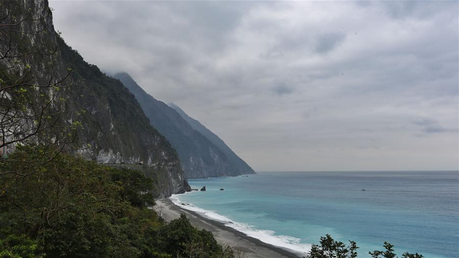 CHINA-TAIWAN-TAROKO-TOURISM (CN)