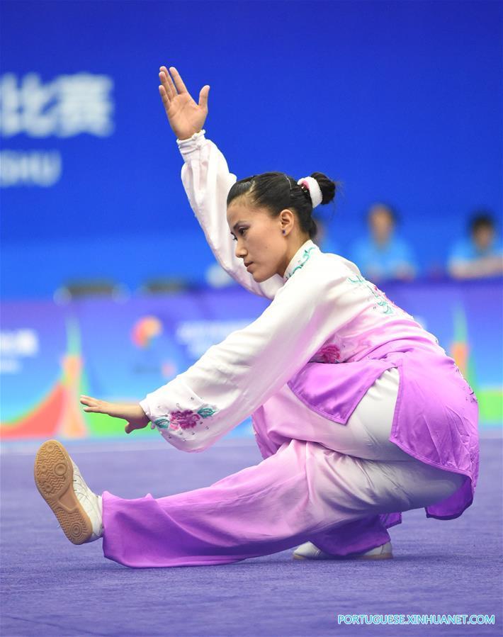 (SP)CHINA-GUANGZHOU-2017 BRICS GAMES