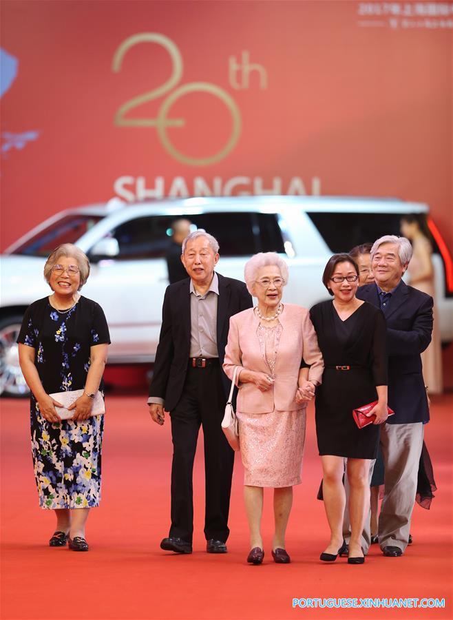 CHINA-SHANGHAI-FILM FESTIVAL(CN)