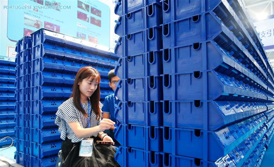 #CHINA-QINGDAO-OCEAN SCIENCE AND TECHNOLOGY-EXHIBITION (CN)