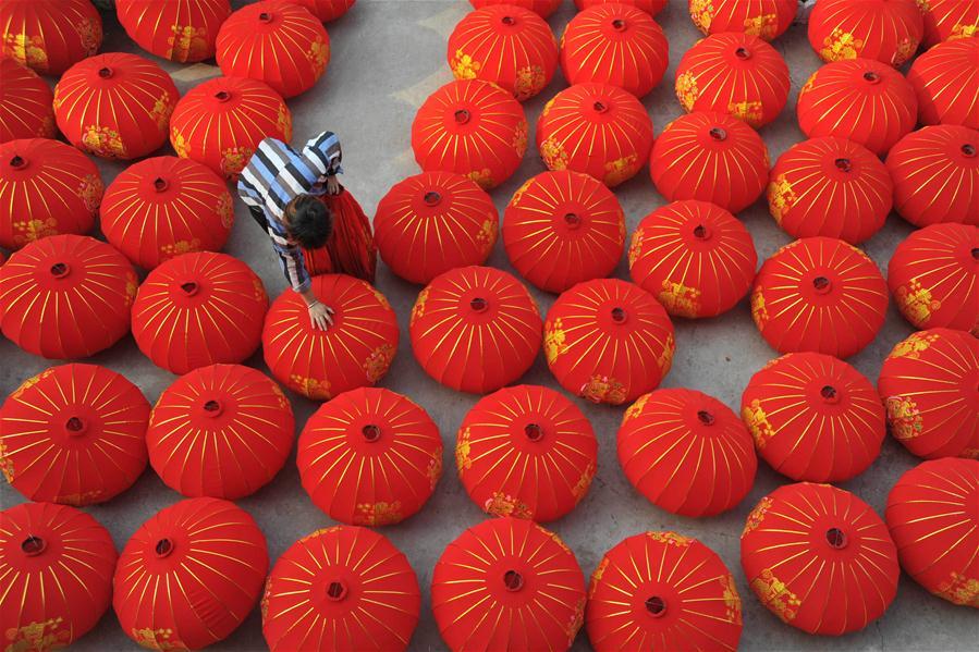 #CHINA-SHANXI-YUNCHENG-RED LANTERNS (CN)