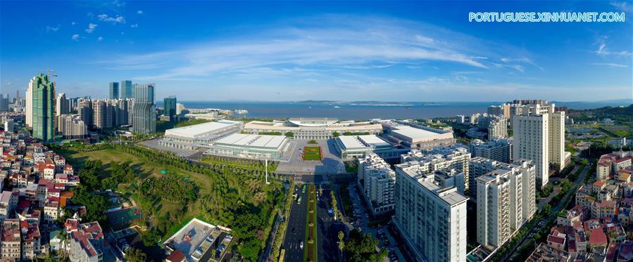 (XIAMEN SUMMIT)CHINA-XIAMEN-BRICS (CN)
