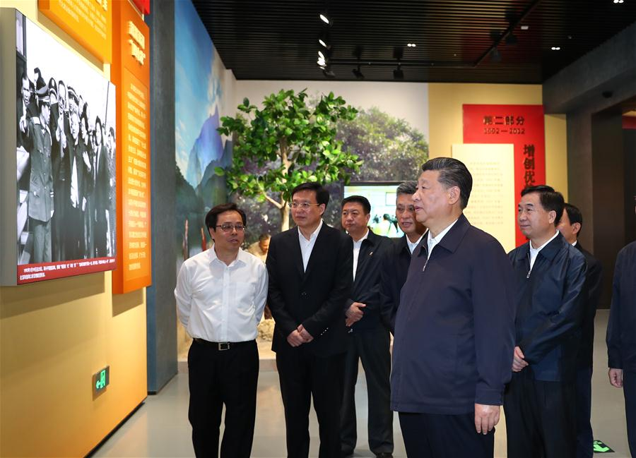 CHINA-GUANGDONG-SHENZHEN-XI JINPING-INSPECTION (CN)