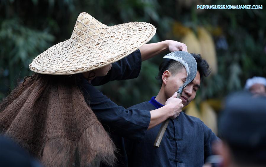 #CHINA-GUIZHOU-MIAO ETHNIC GROUP-FESTIVAL (CN)