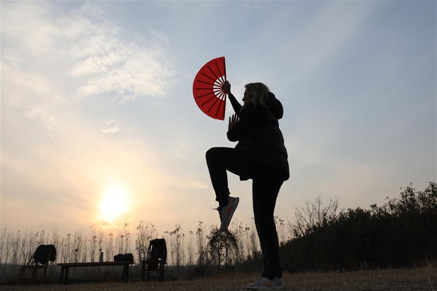 #CHINA-HENAN-TAIJI-ANA(CN)