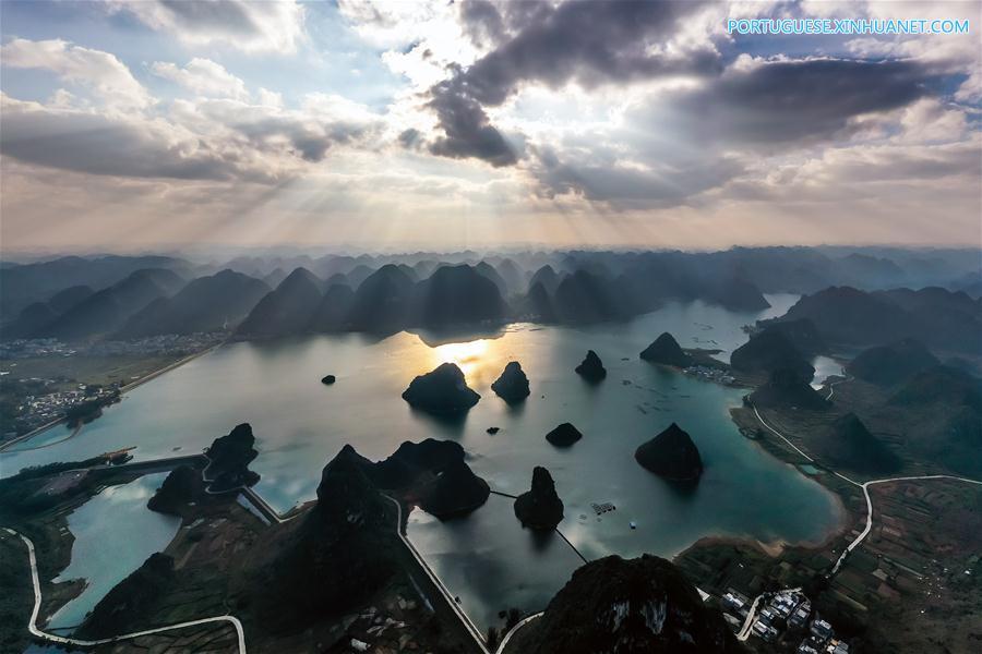 CHINA-GUANGXI-BAISE-SCENERY (CN)