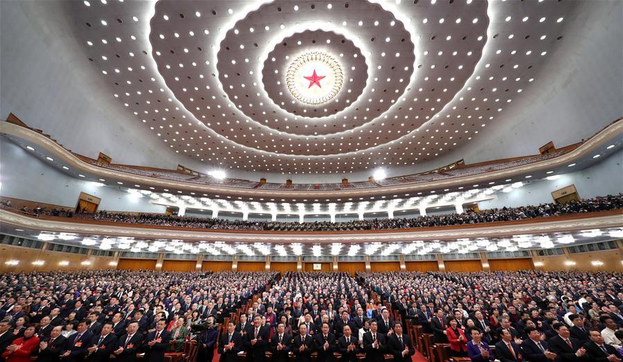 (TWO SESSIONS)CHINA-BEIJING-NPC-CLOSING MEETING (CN)
