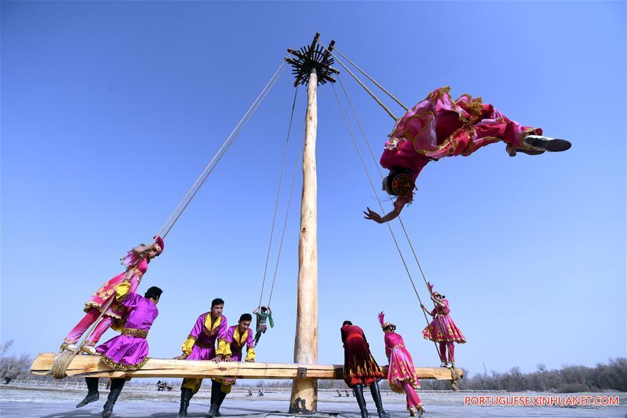 (SP)CHINA-XINJIANG-AWAT-SHAGHYDI GAME (CN)