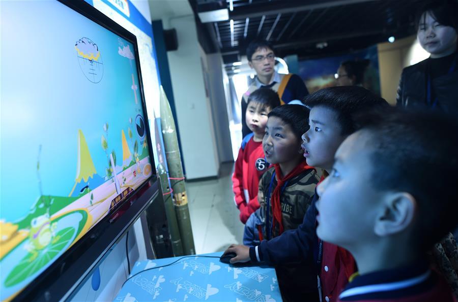 CHINA-HANGZHOU-WORLD METEOROLOGICAL DAY (CN)