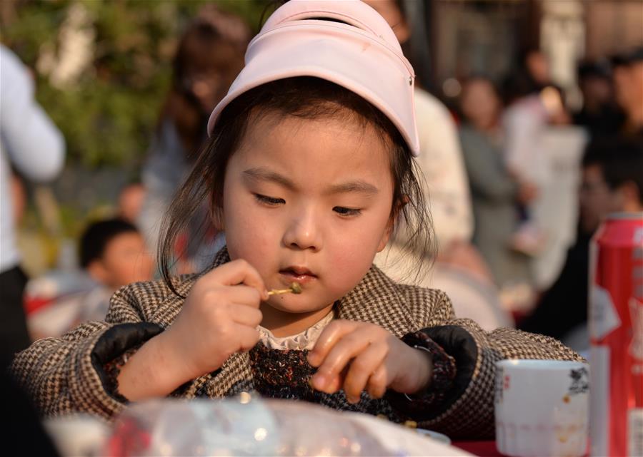 #CHINA-JIANGSU-LUOSI FEAST (CN)