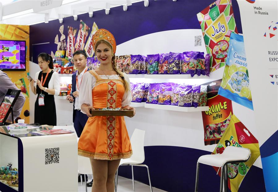 CHINA-SHANGHAI-SIAL-FOOD AND BEVERAGE EXHIBITION (CN)