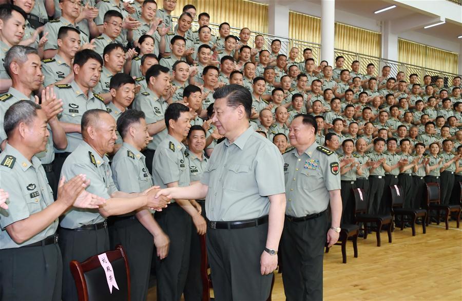 CHINA-JIANGXI-XI JINPING-INSPECTION (CN)