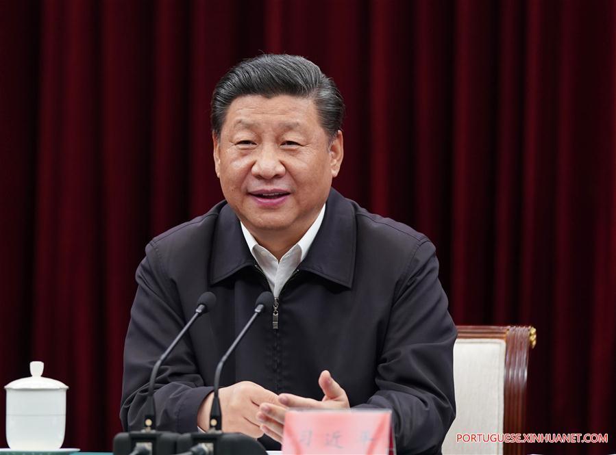 CHINA-JIANGXI-XI JINPING-INSPECTION-CENTRAL REGION-SYMPOSIUM (CN)