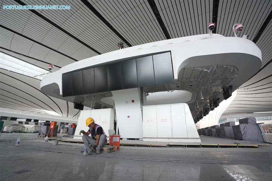 CHINA-BEIJING-DAXING INT'L AIRPORT-CONSTRUCTION (CN)