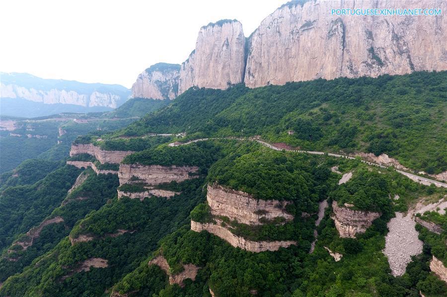 CHINA-SHANXI-SCENERY (CN)