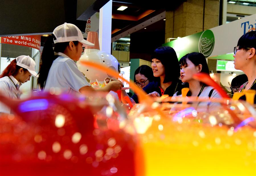 CHINA-TAIPEI-FOOD EXHIBITION (CN)