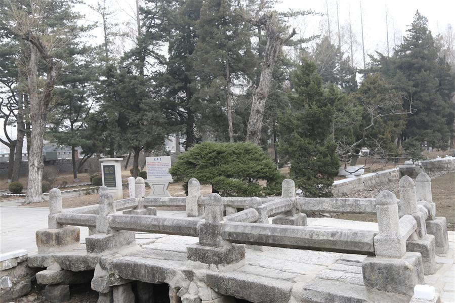 DPRK-CHINA-TOURISM