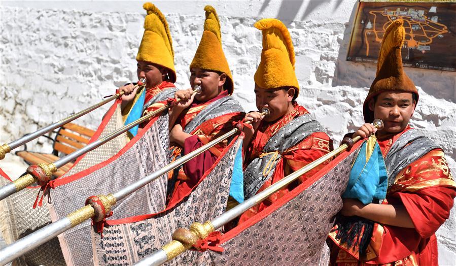 CHINA-TIBET-XIGAZE-PANCHEN LAMA (CN)