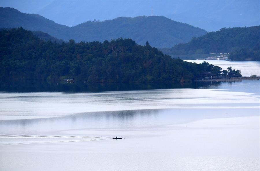 CHINA-NANTOU-RIYUE TAN-TOURISM (CN)