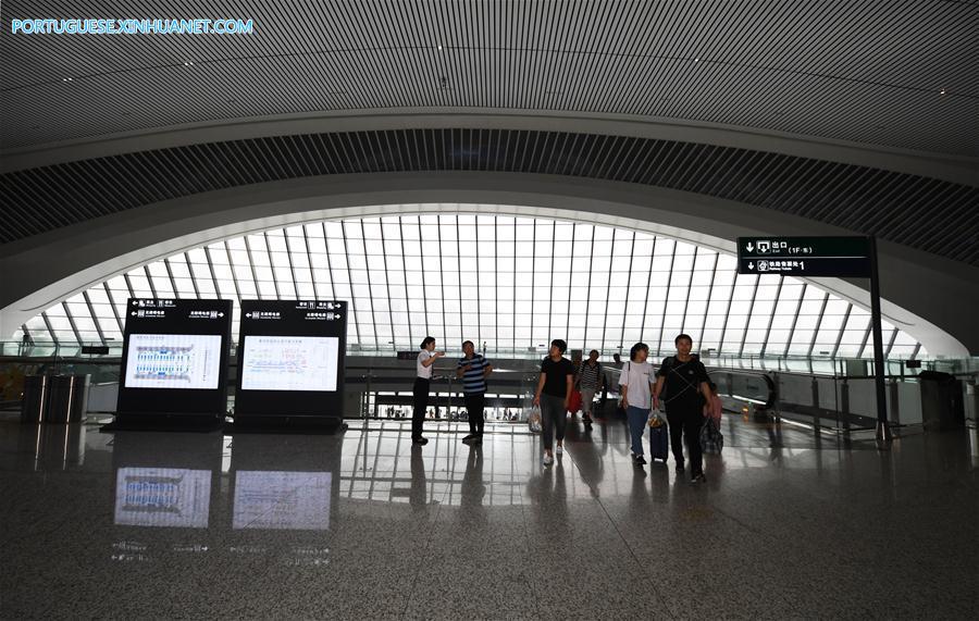 CHINA-CHONGQING-YOUNG TRAIN CLERK (CN)