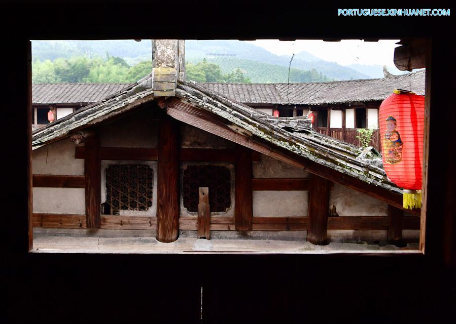 CHINA-FUJIAN-EARTHEN BUILDING-TOURISM (CN)