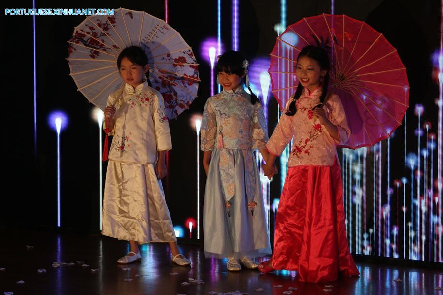 U.S.-NEW YORK-2019 MISS CHINA INTERNATIONAL CONTEST-NORTH AMERICA