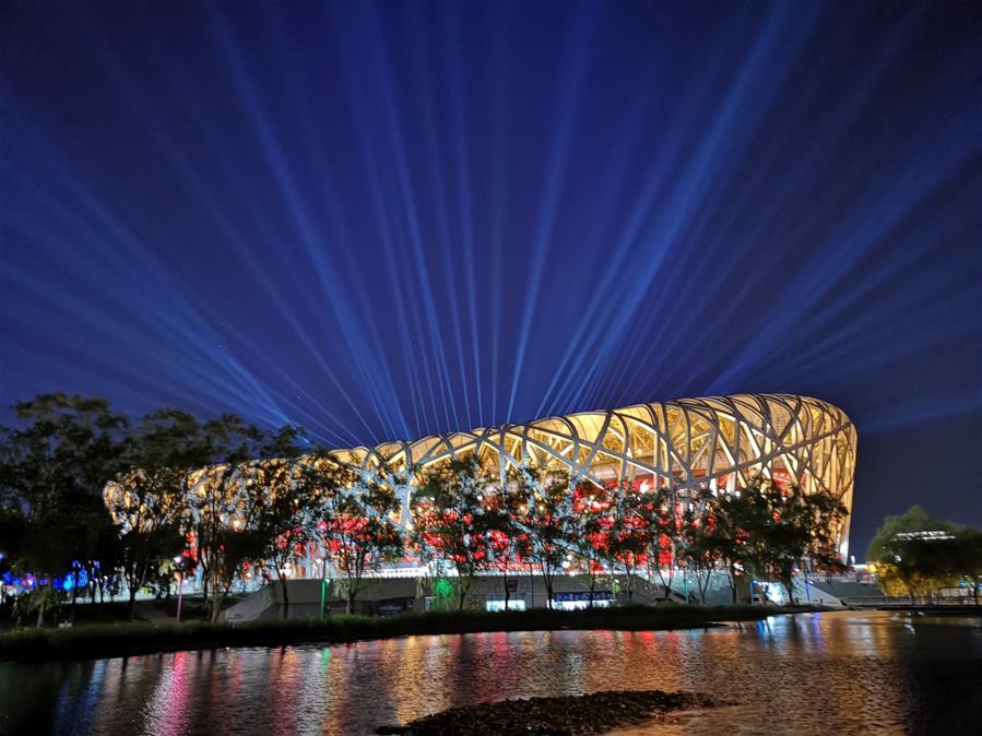 (BeijingCandid)CHINA-BEIJING-BIRD'S NEST (CN)