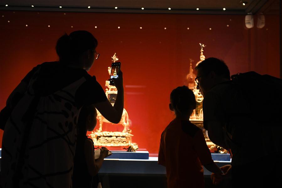 CHINA-ANHUI-MUSEUM-NIGHT TOUR (CN)