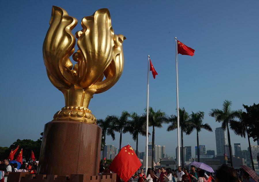 China pede que EUA deixem imediatamente de interferir nos assuntos de Hong Kong