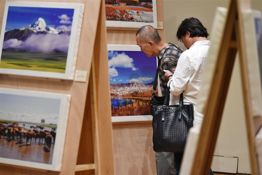 CHINA-TAIPEI-PHOTOGRAPHY-EXHIBITION (CN)