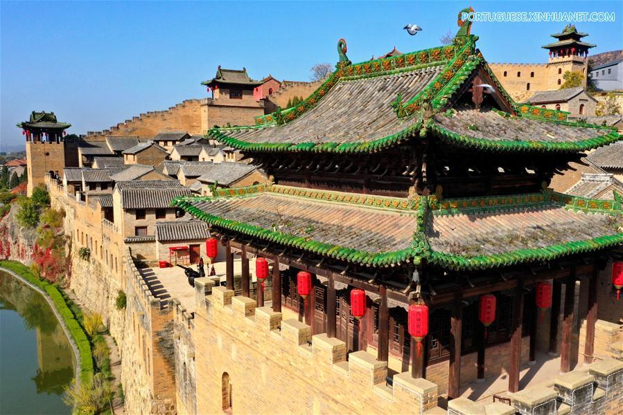 CHINA-SHANXI-OLD CASTLE (CN)
