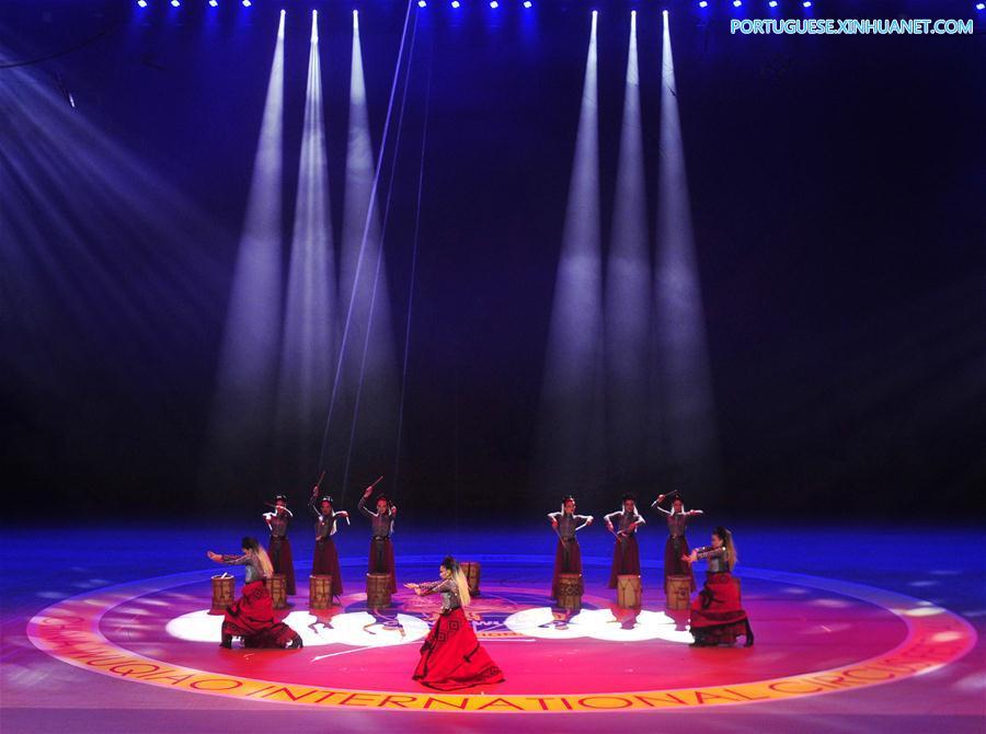 CHINA-HEBEI-CANGZHOU-CIRCUS FESTIVAL (CN)