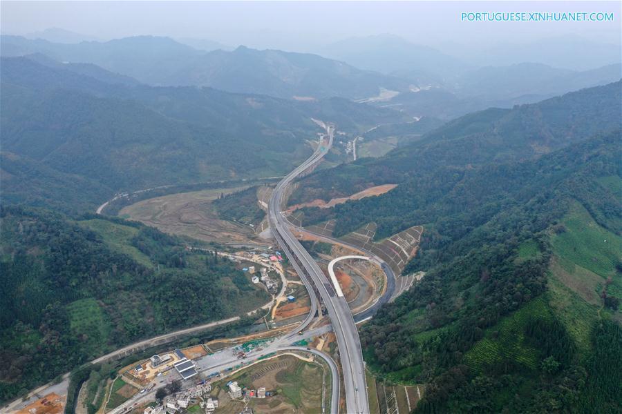 CHINA-GUANGXI-BAISE-AERIAL VIEW (CN)