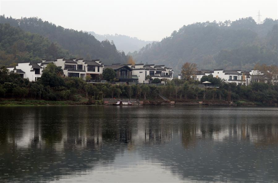 CHINA-ANHUI-YULIANG DAM (CN)