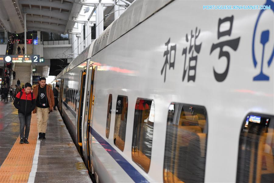 CHINA-XINJIANG-TRANSPORTATION-HIGH-SPEED RAILWAY-5TH ANNIVERSARY (CN)