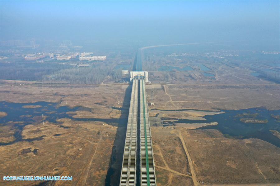 CHINA-HENAN-SOUTH-TO-NORTH WATER DIVERSION PROJECT-CENTRAL ROUTE (CN)