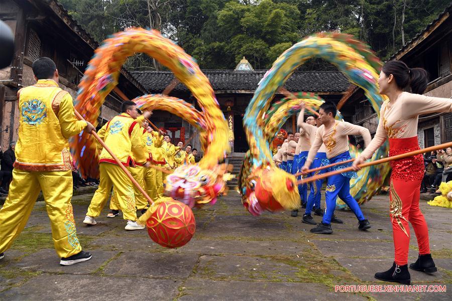 CHINA-SICHUAN-NANCHONG-PERFORMANCE (CN)