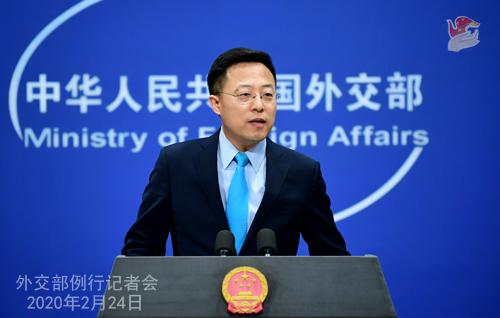 """China não é """"cordeiro silencioso"""" diante de insultos e difamações maliciosas, diz porta-voz"""