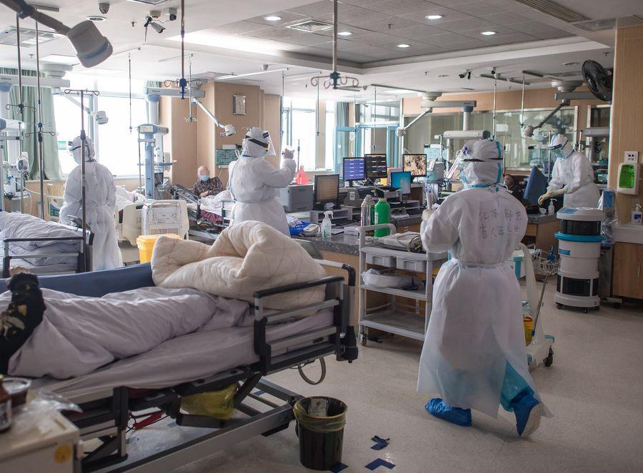Equipe China-OMS aponta resultados notáveis no bloqueio da transmissão homem-a-homem da COVID-19