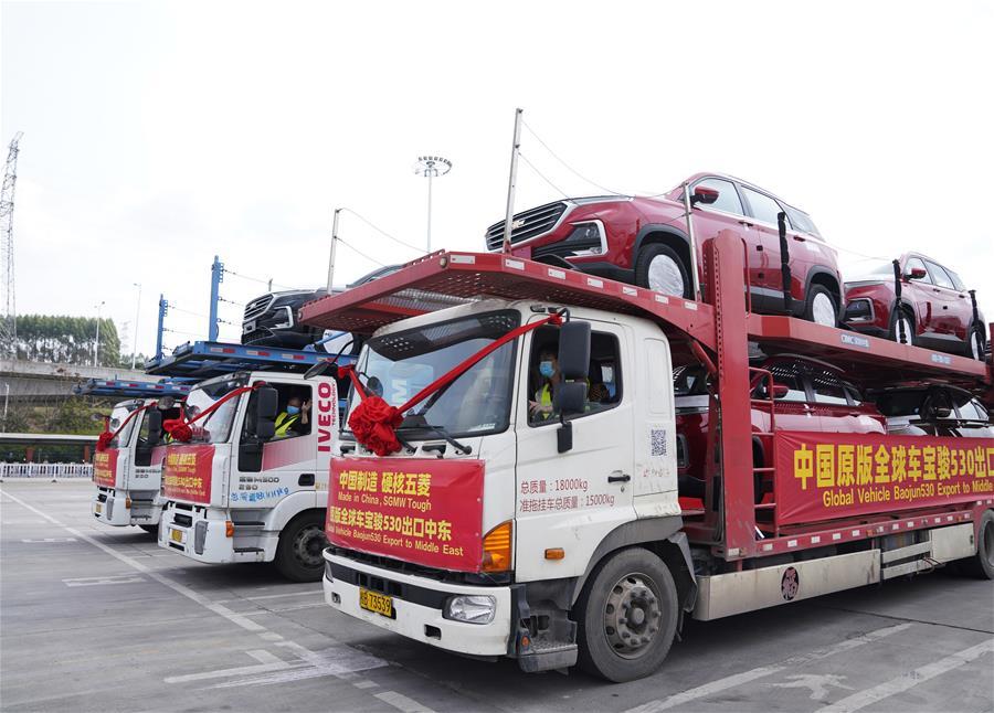 CHINA-GUANGXI-LIUZHOU-AUTOMOBILE-EXPORT (CN)