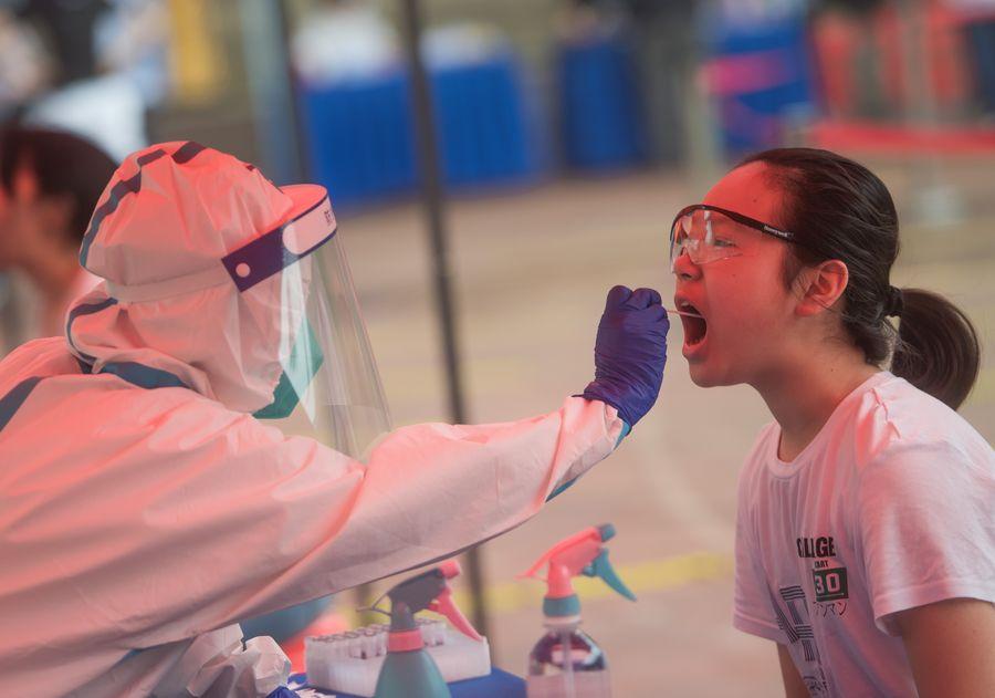 Wuhan testa cerca de 10 milhões de pessoas pelo coronavírus em meio mês