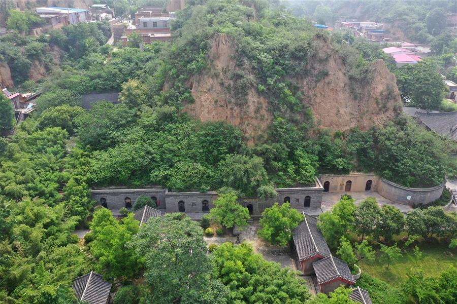 CHINA-HENAN-GONGYI-AERIAL VIEW (CN)