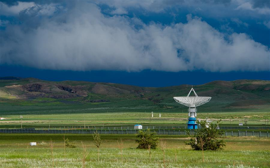 CHINA-INNER MONGOLIA-ASTRONOMY-TELESCOPE ARRAY-CSRH (CN)
