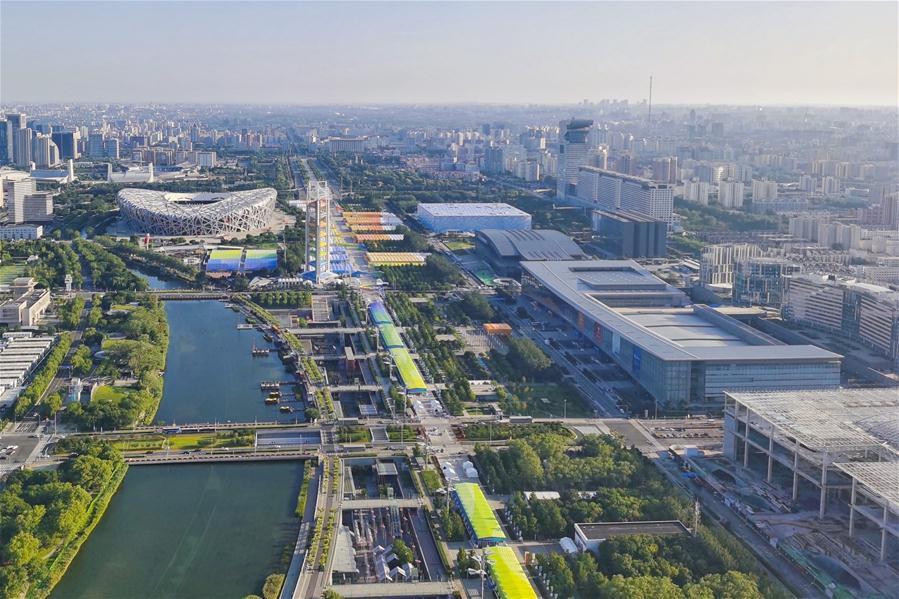 CHINA-BEIJING-CIFTIS-OPENING (CN)