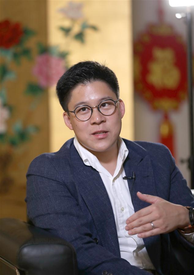 CHINA-HONG KONG-KENNETH FOK KAI-KONG-INTERVIEW (CN)