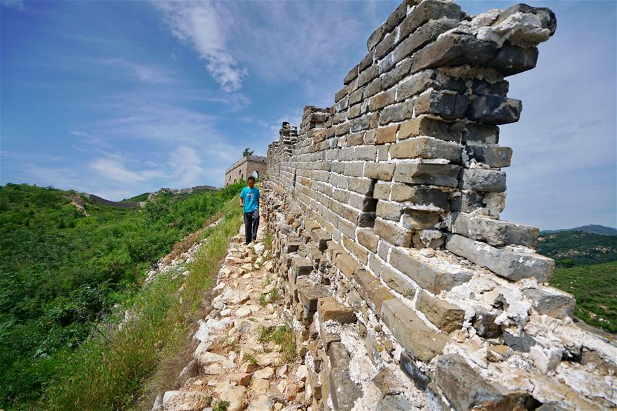CHINA-HEBEI-QIAN'AN-GREAT WALL PROTECTOR (CN)