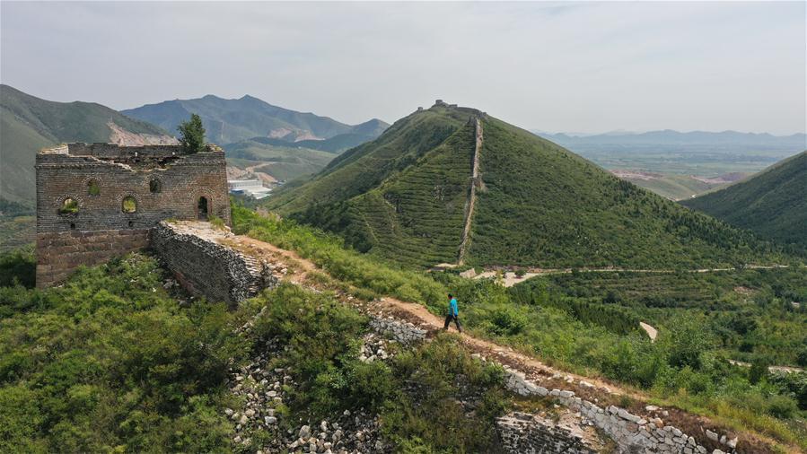 CHINA-HEBEI-QIAN'AN-GREAT WALL PROTECTOR (CN)
